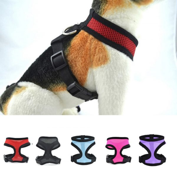 Adjustable-Breathable-Vest-Collars