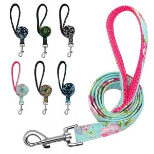 Pet-Dog-Leash-Nylon-Print