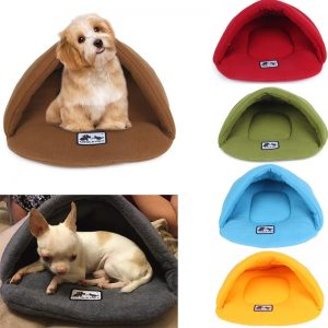 Soft-Polar-Fleece-Dog-Beds