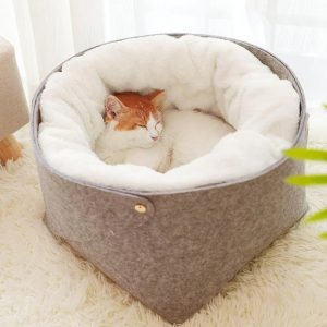 Cat-Nest-Bed