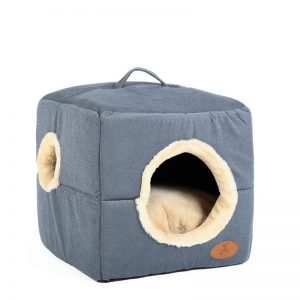 Cat Nest Square